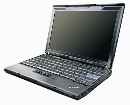 Lenovo ThinkPad X201 notebook