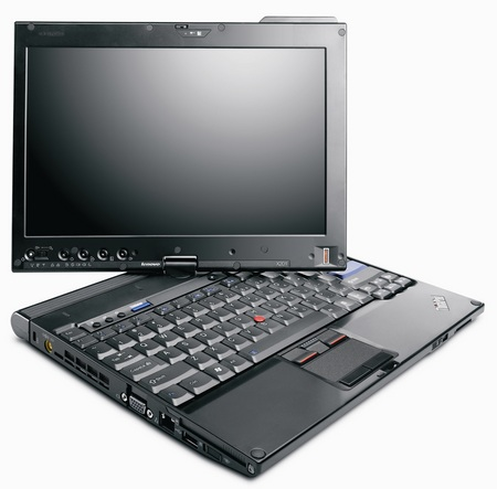Lenovo ThinkPad X201t tablet PC