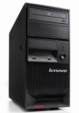 Lenovo ThinkServer TS200v with Intel AMT