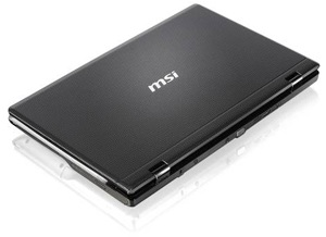 MSI CR720 notebook