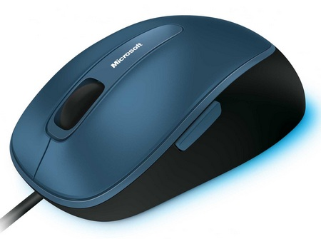 Microsoft Comfort Mouse 4500 BlueTrack mouse