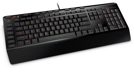 Microsoft SideWinder X4 Keyboard with Advanced Anti-Ghosting Technology