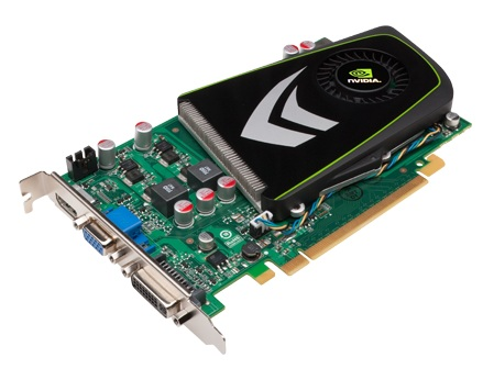 NVIDIA GeForce GT340 GPU