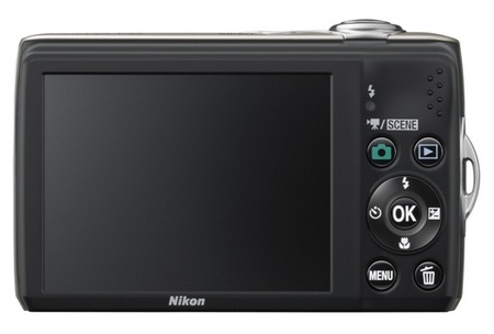 Nikon CoolPix L22 Digital Camera back