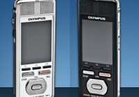 Olympus DM-4 and DM-2 Digital Audio Devices