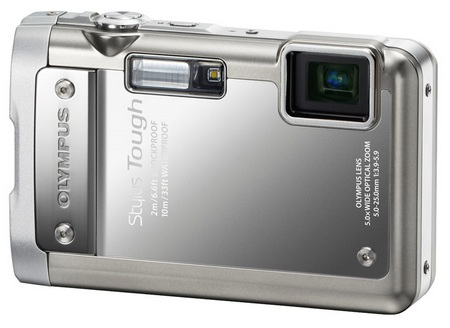 Olympus STYLUS TOUGH-8010 ultra rugged camera
