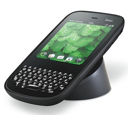 Palm Pixi Plus webOS phone