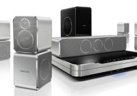 Philips Immersive Sound home theater system