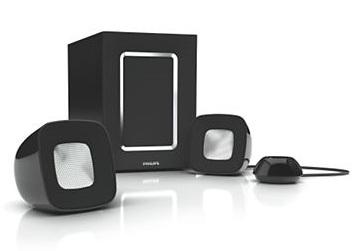 Philips SPA2360 2.1 speakers