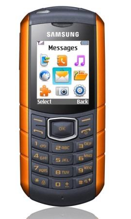 Samsung E2370 Rugged Phone