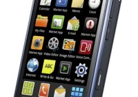 Samsung Halo i8520 Projector Phone with Android