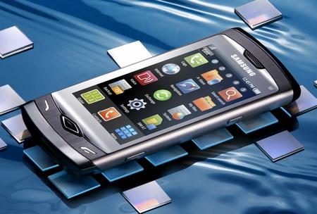 Samsung Wave S8500 Smartphone runs Bada