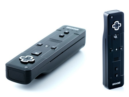 Shinobii XCross Remote for Wii