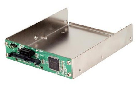 SilverStone HDDBOOST Combines SSD and Hard Drive