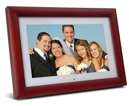ViewSonic VFM1024w-11 digital photo frame