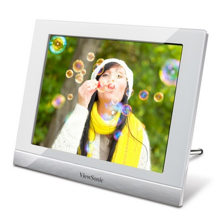 ViewSonic VFM840-52 digital photo frame