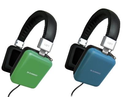Zumreed ZHP-010 Square Headphones