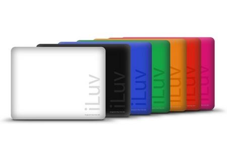 iLuv iCC801 Silicone Case for iPad