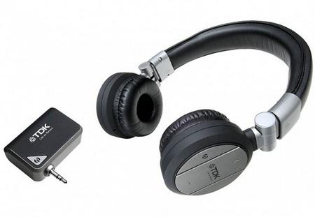 TDK TH-WR700 Wireless Headphones