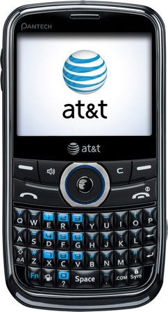 AT&T Pantech Link and Pursuit Mobile Phones