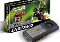 Asus ENGTX480 and ENGTX470 Graphics Cards