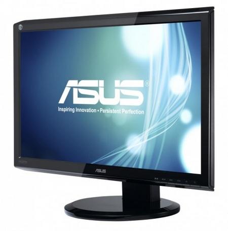 Asus MG236, PG246 and PG276 3D Full HD LCD Displays