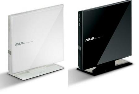 Asus SDRW-08D1S-U Slim USB 8X DVD Burner