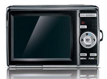 BenQ C1250 and C1255 Digital Cameras back