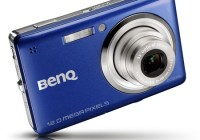 BenQ E1240 Slim Camera with 720p HD Video
