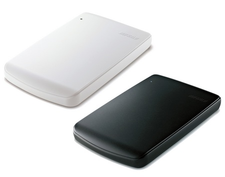 Buffalo HD-PVRU2 Portable Hard Drive