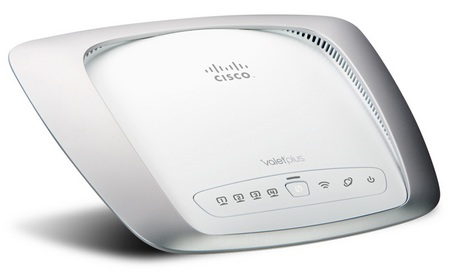 Cisco Valet Plus Wireless-N router