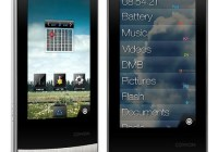 Cowon J3 AMOLED Portable Media Player 1