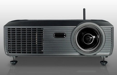 Dell S300w Short Throw Wireless Projector
