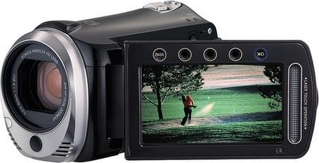 JVC Everio GZ-HM300 Full HD Camcorder
