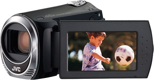 JVC Everio GZ-MS110 digital camcorder