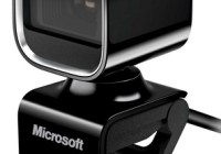 Microsoft LifeCam HD-6000 720p HD Webcam
