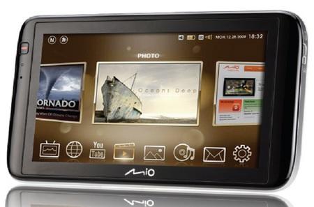 Mio Moov V780 Multimedia Navigator