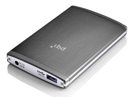 PQI H566 USB 3.0 Hard Drive