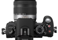 Panasonic Lumix DMC-G2 Micro Four Thirds Camera top