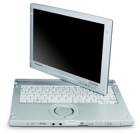 Panasonic Toughbook C1 Convertible Tablet PC