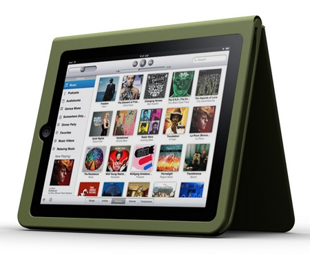 Quirky Cloak Undercover for Apple iPad Landscape