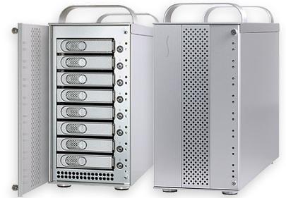 Sonnet Fusion D800P2 Storage System