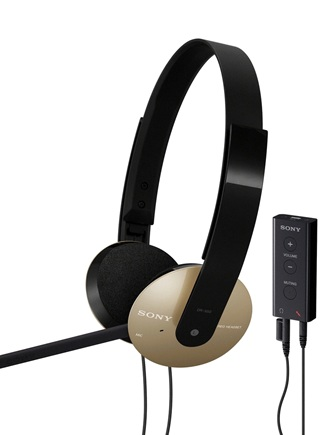 Sony DR-350USB pc headset