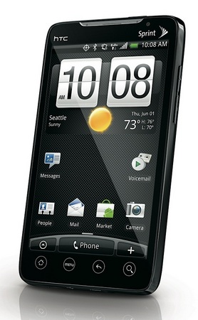 Sprint HTC EVO 4G Android Superphone