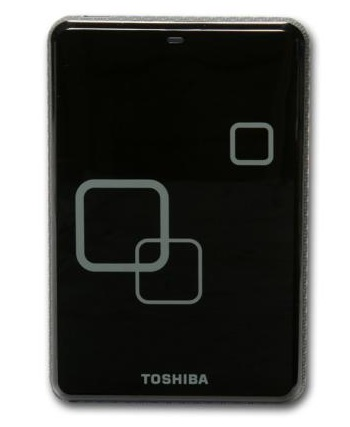 Toshiba Canvio Series Portable Hard Drive