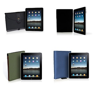 WaterField Cases for Apple iPad