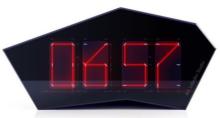 Art Lebedev Reflectius Clock Concept