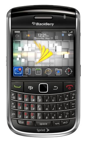 BlackBerry Bold 9650 CDMA Smartphone for Sprint