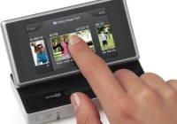 Cisco Flip SlideHD 720p Camcorder touchscreen