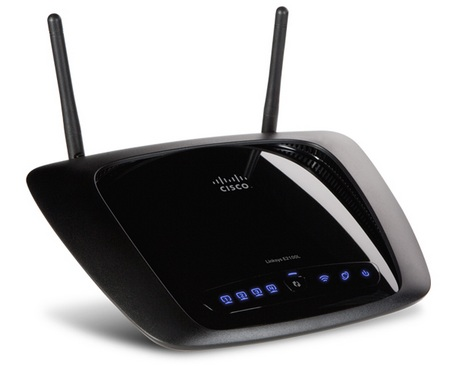 Cisco Linksys E2100L Wireless-N Router